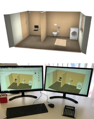 3d planung f r bad und sanit r udo simon nordhalben in oberfranken. Black Bedroom Furniture Sets. Home Design Ideas